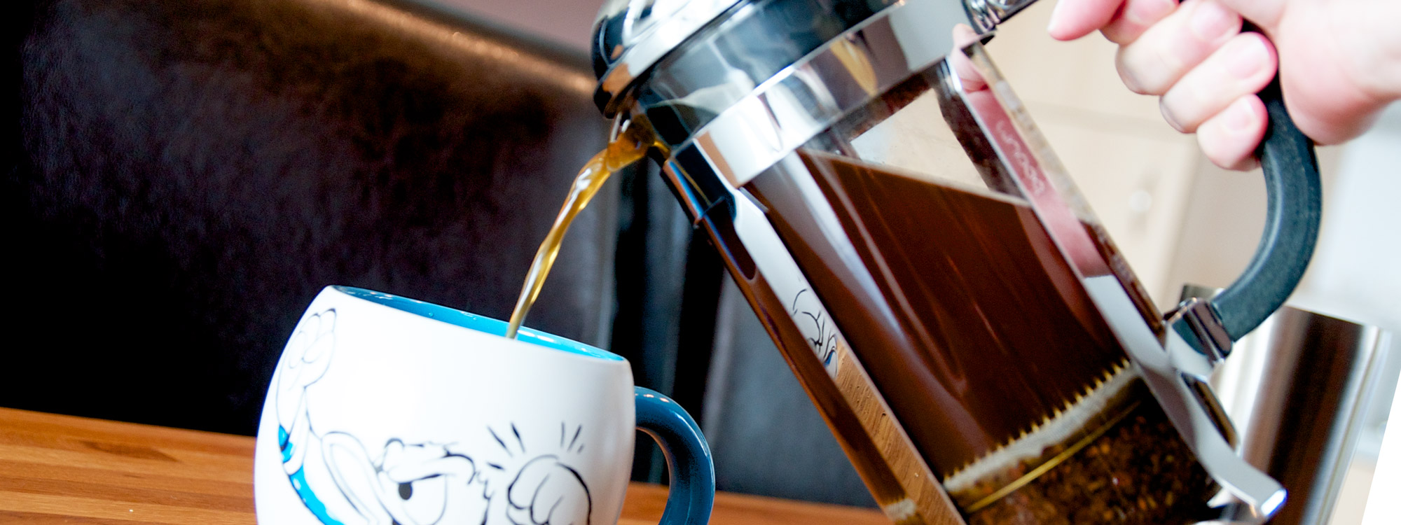Brewing Methods: The French Press