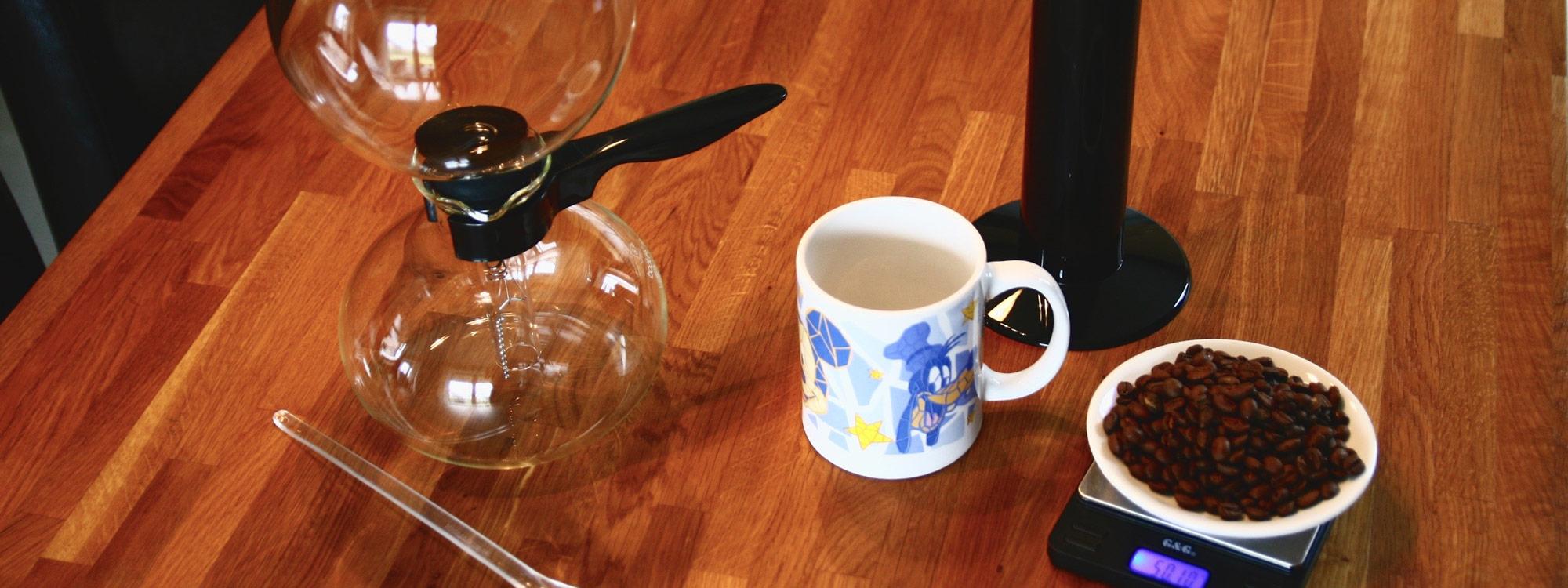 Brewing Methods: The Vacuum Coffee Maker
