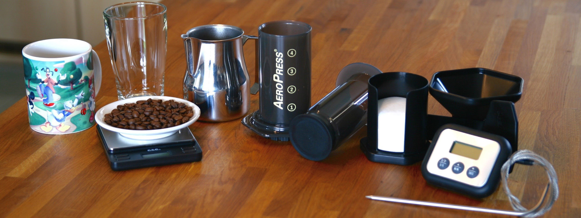 Brewing Methods: The AeroPress