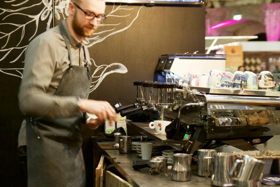 Illy Espresso / Kees van der Westen Speedster