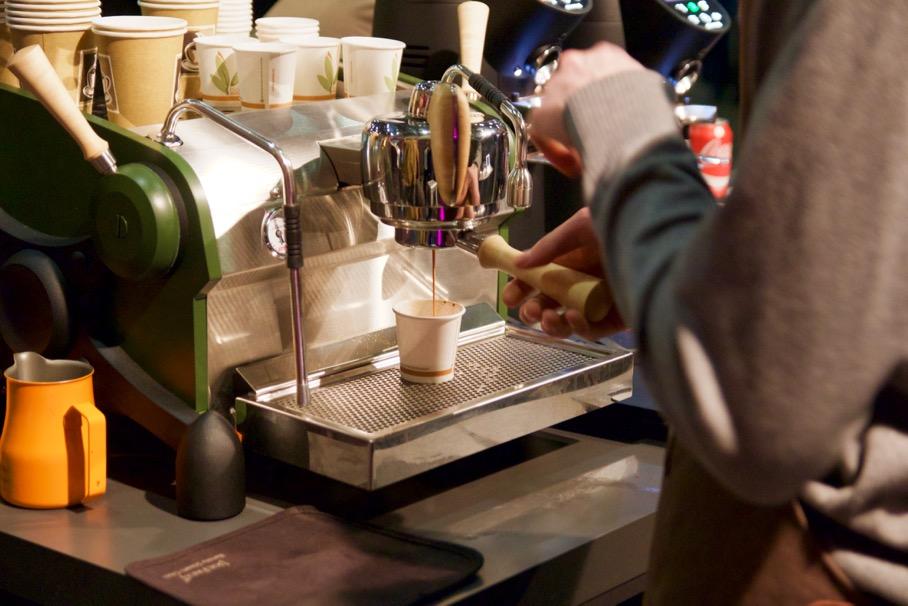 Slayer Espresso single group machine - front
