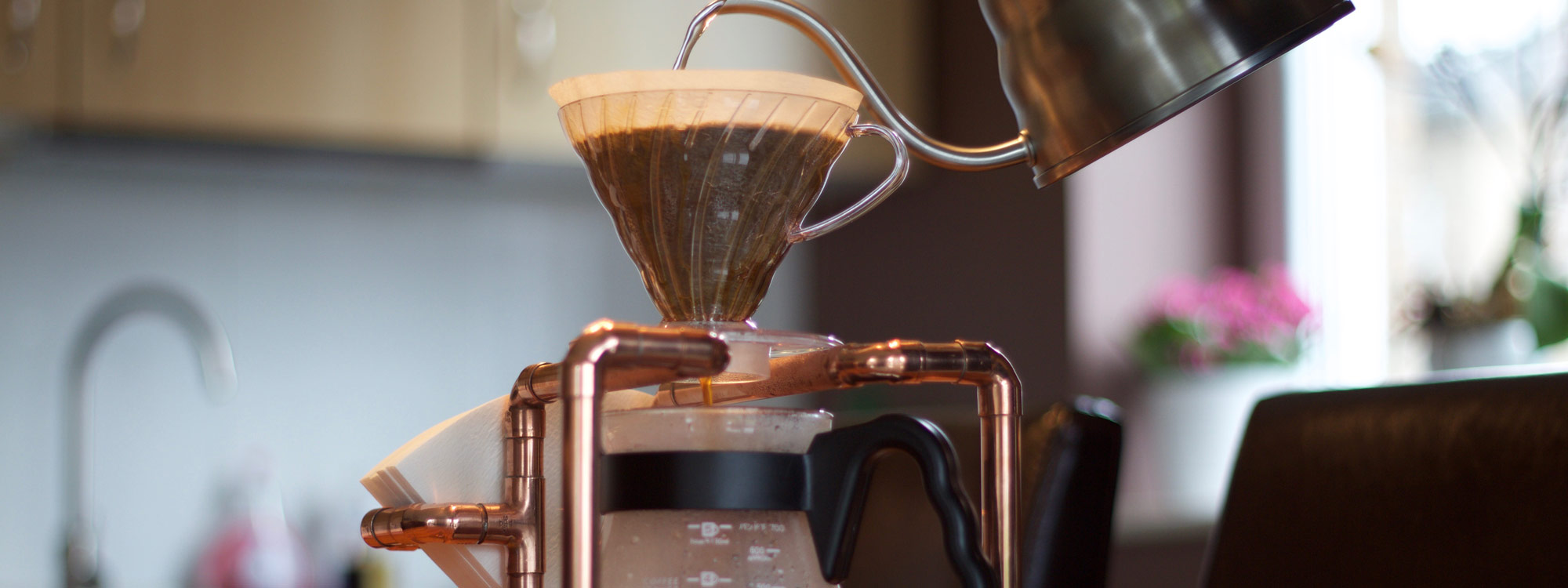 Monday Morning Coffee – V60