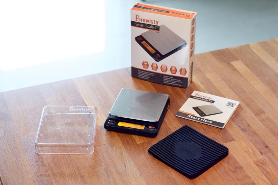 Brewista Smart Scale 2 Review - Contents of the box