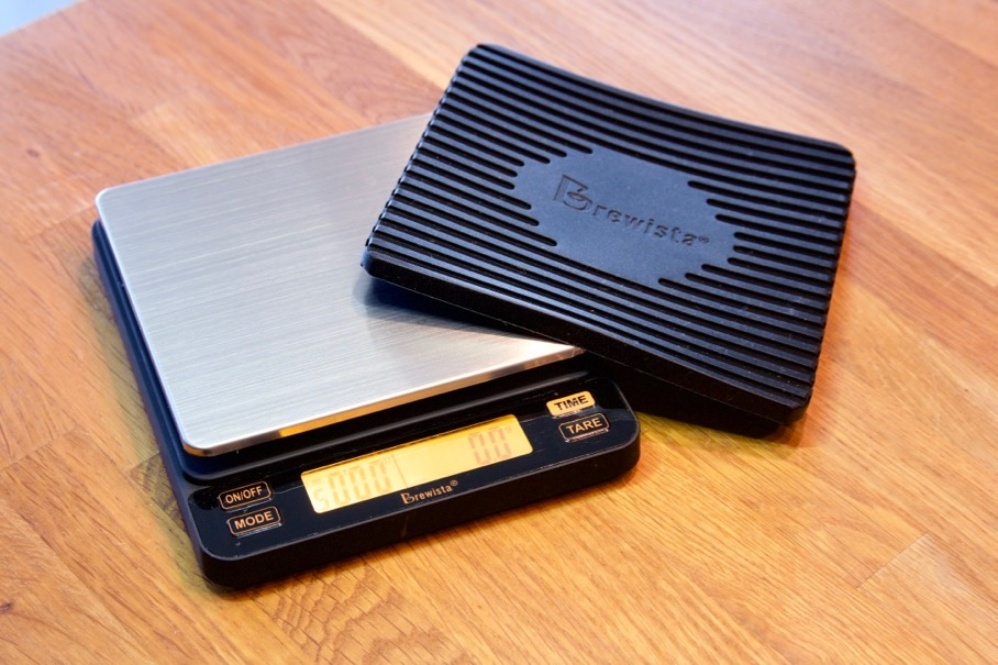 Brewista Smart Scale 2 Review - New silicone pad